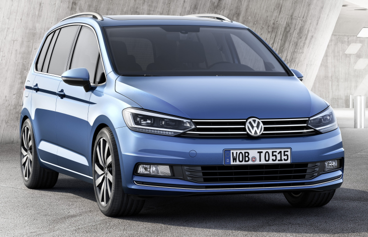 54 All New 2020 Volkswagen Sharan Review