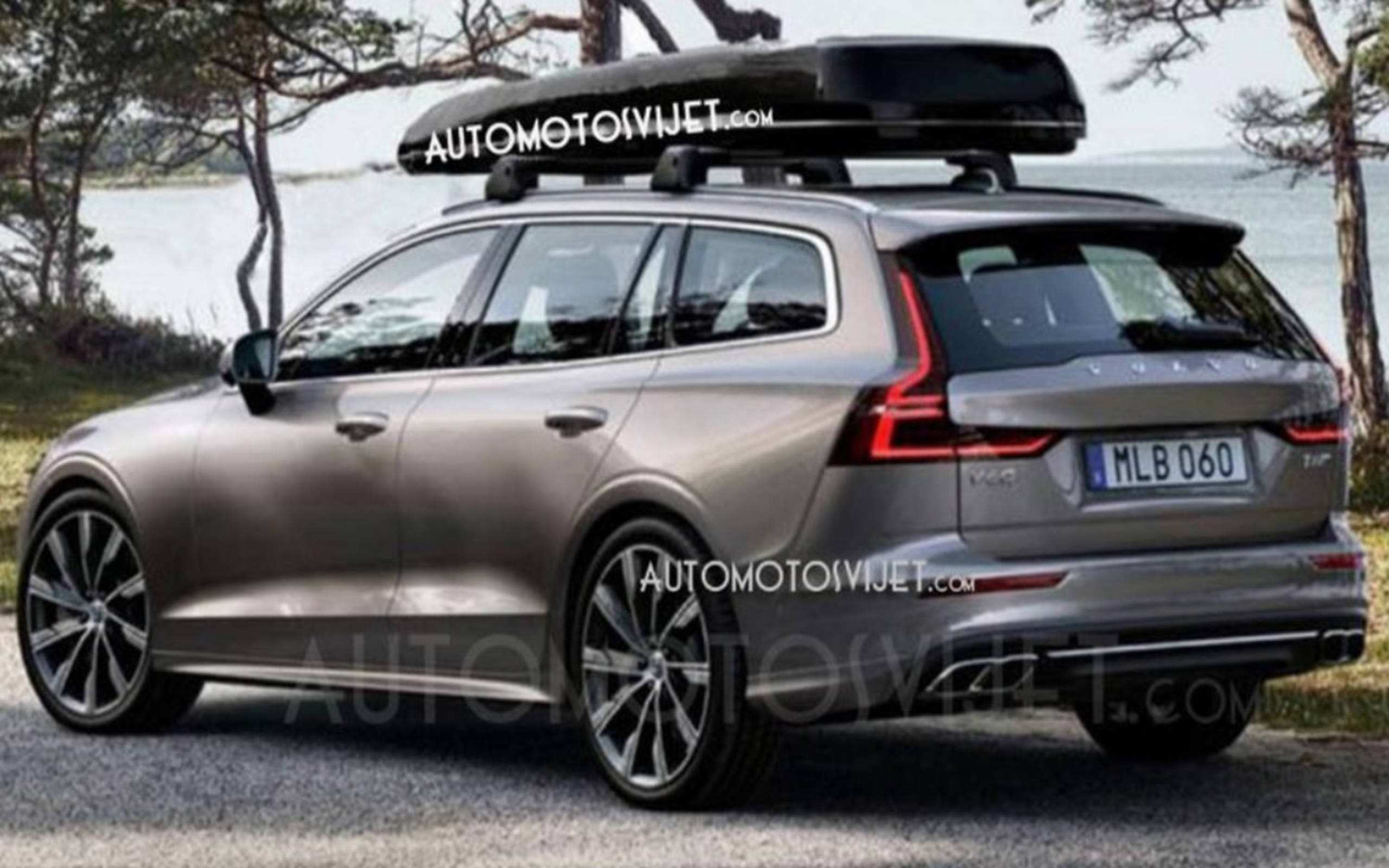 54 All New 2020 Volvo Xc70 New Generation Wagon Price