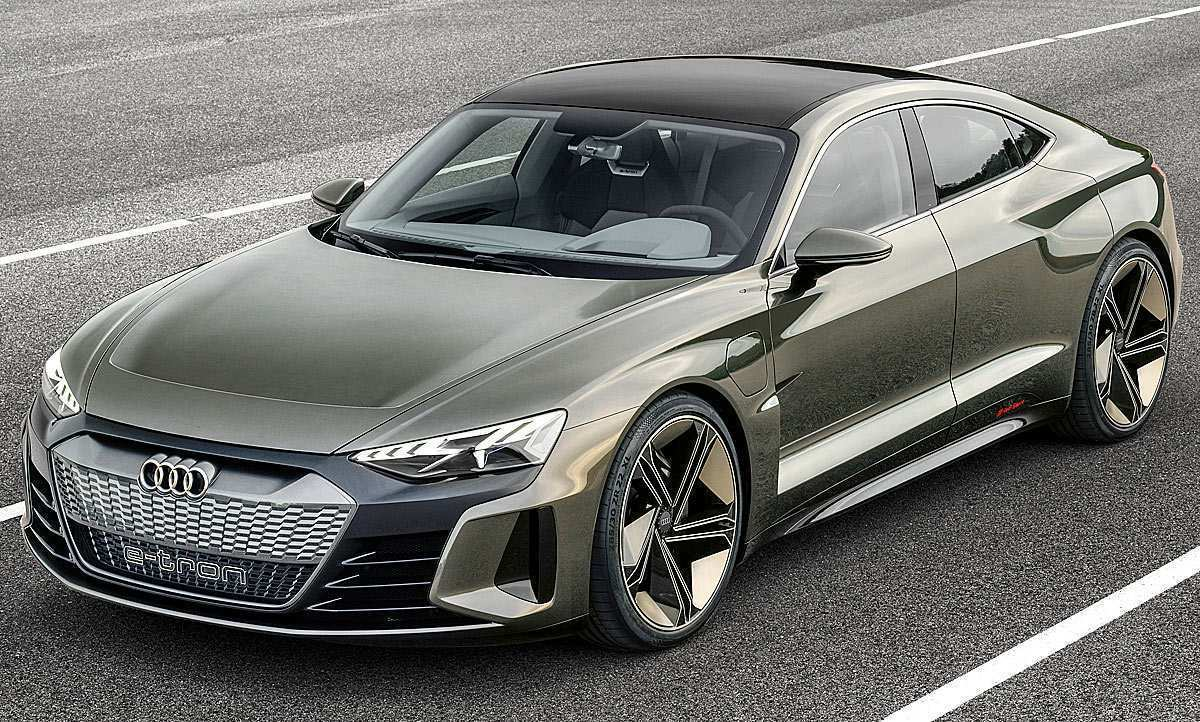 54 All New Audi E Tron Gt Price 2020 Overview