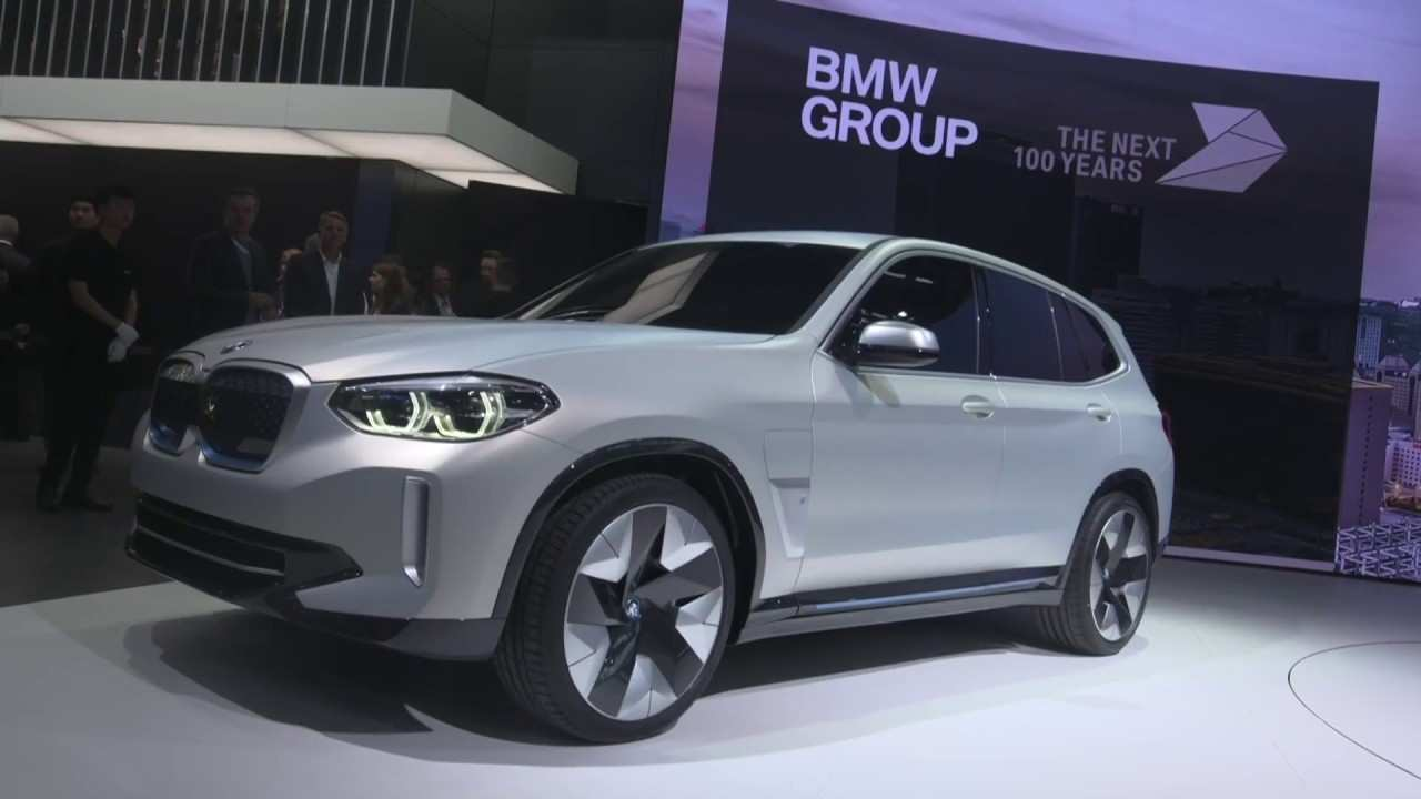 54 All New BMW Electric Suv 2020 Release Date And Concept