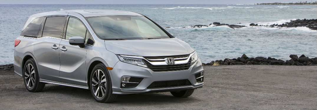 54 All New Honda Odyssey 2019 Vs 2020 Release Date And Concept