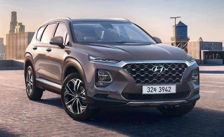 54 All New Hyundai Santa Fe Xl 2020 Release
