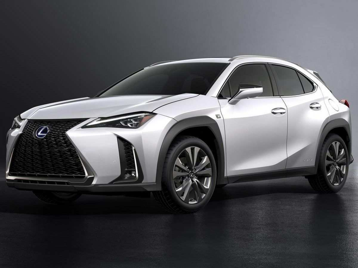 54 All New Lexus Models For 2019 Picture