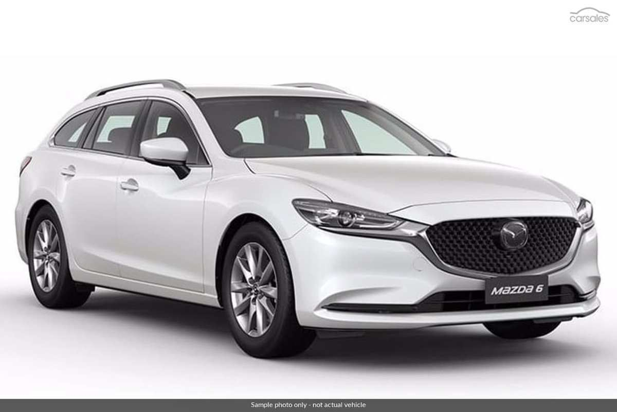 54 All New Mazda 6 2019 White Specs And Review
