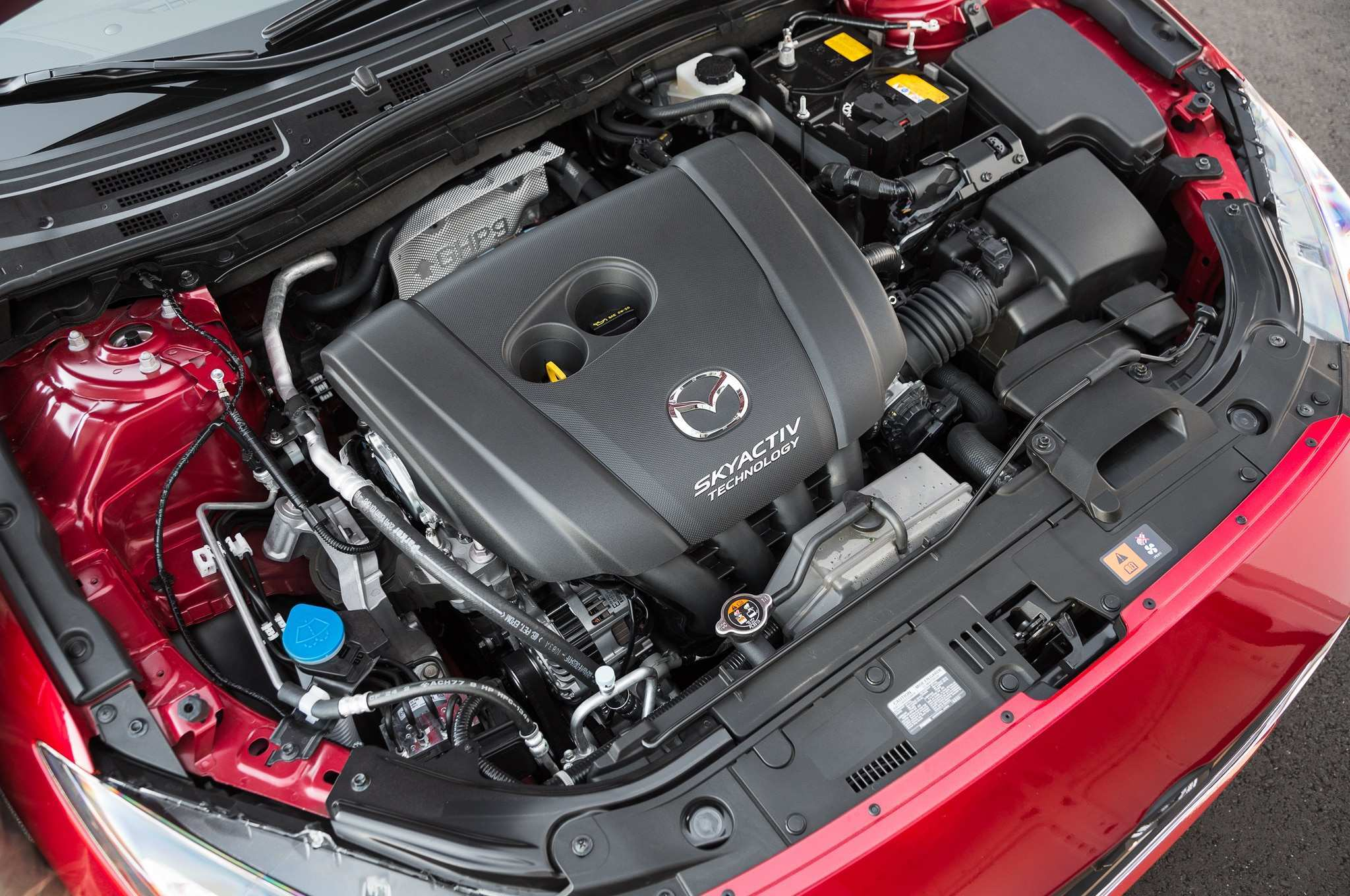 54 All New Mazda Engine 2020 Model