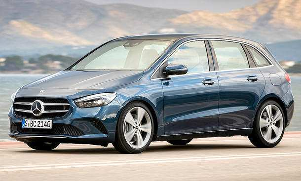 54 All New Mercedes 2019 B Class New Review