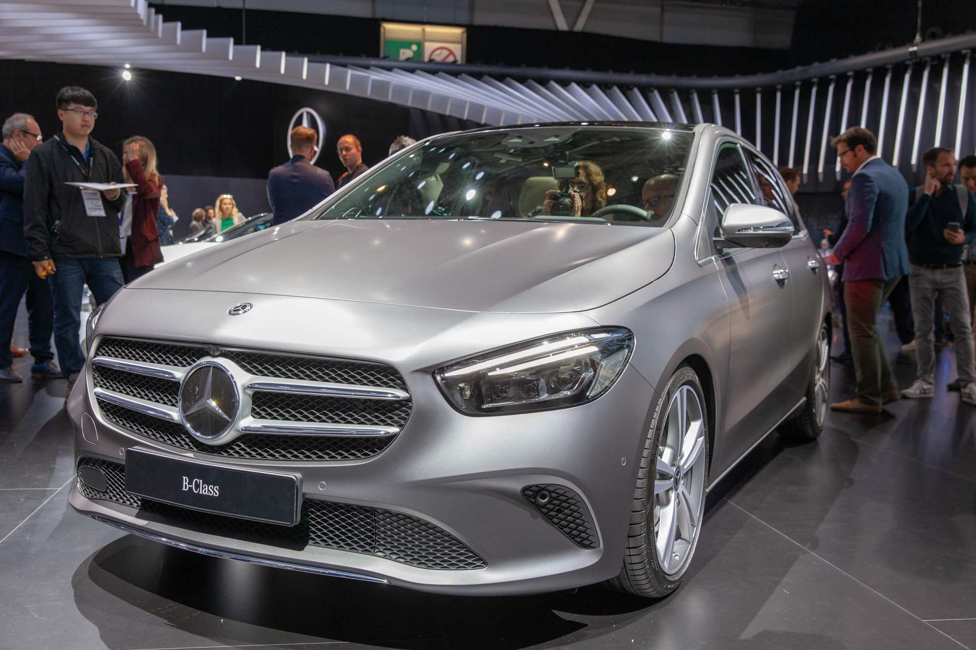 54 All New Mercedes 2019 B Class Redesign And Concept