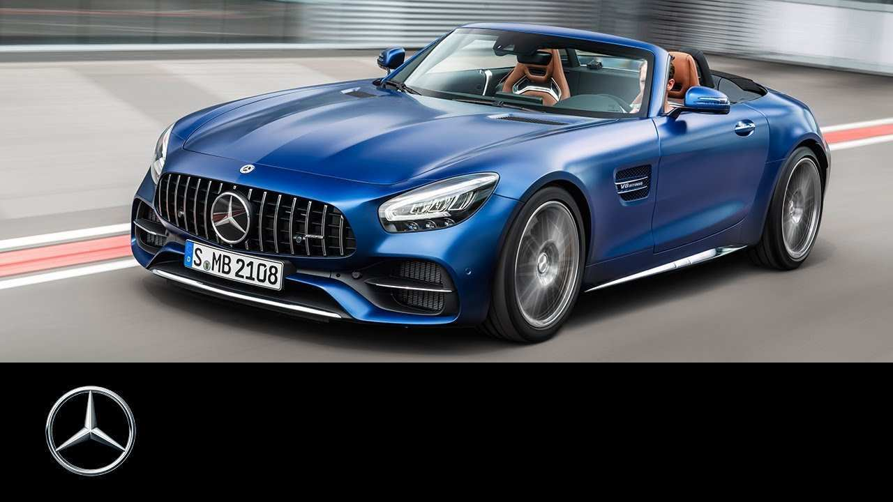 54 All New Mercedes Amg Gt 2019 Specs