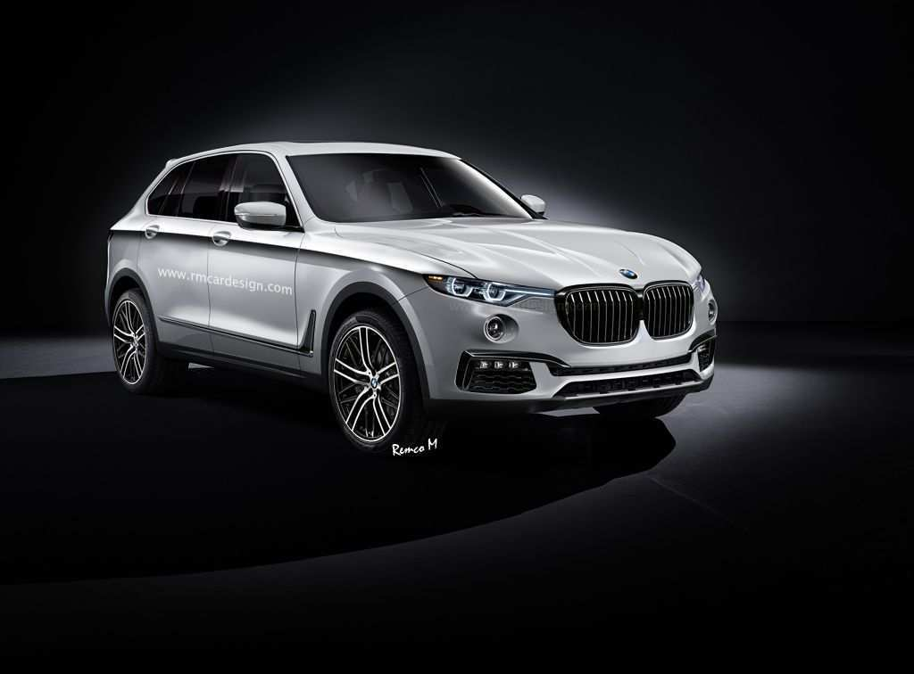 54 All New Next Gen BMW X5 Suv Spesification