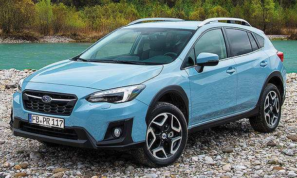 54 All New Subaru Xv 2019 Redesign And Concept