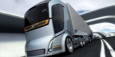 54 All New Volvo Trucks Vision 2020 Pictures