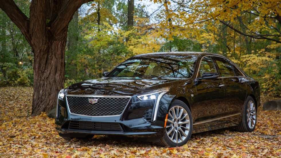 54 Best 2019 Cadillac CT6 Release Date