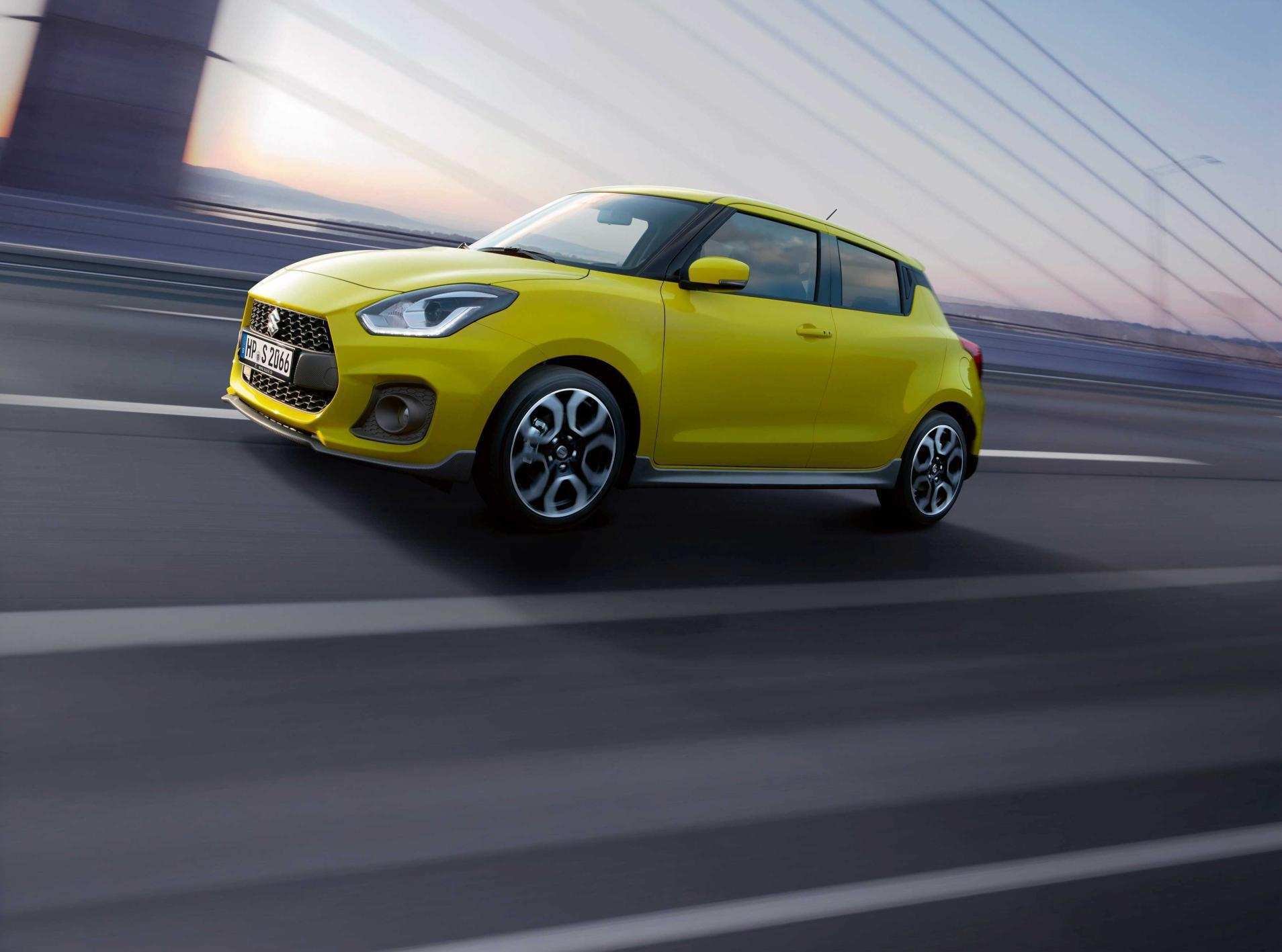 54 Best 2019 Suzuki Swift Concept And Review