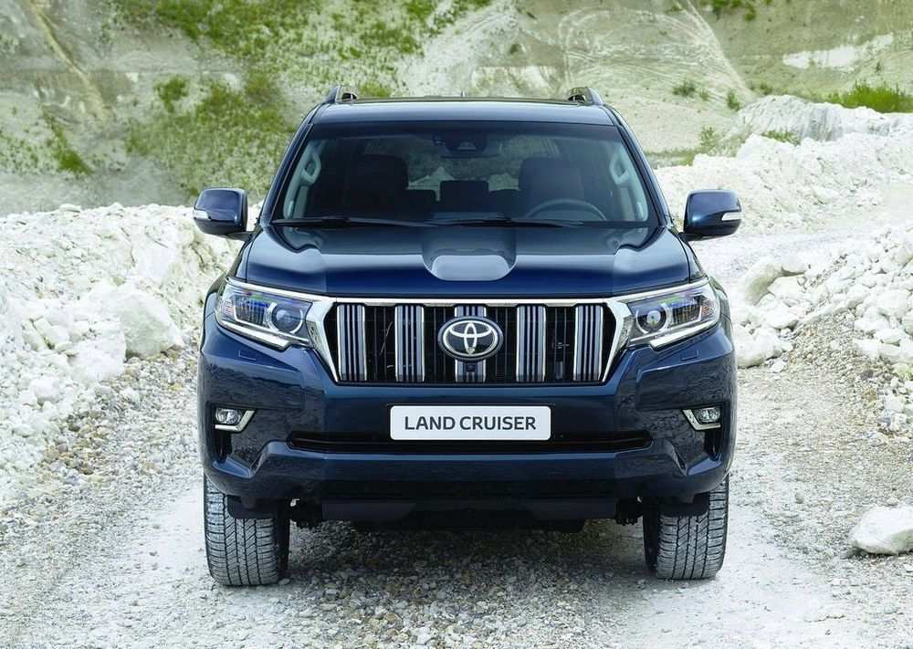 54 Best 2019 Toyota Land Cruiser Concept And Review