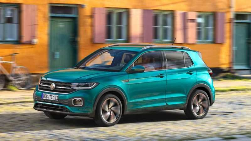 54 Best 2019 Volkswagen Cross Price Design And Review