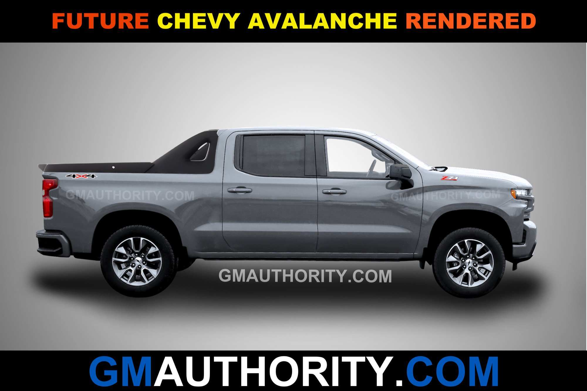 54 Best 2020 Chevy Avalanche Wallpaper