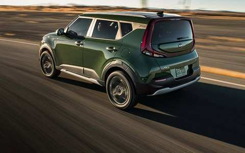 54 Best 2020 Kia Soul Brochure Specs And Review