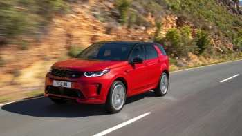 54 Best 2020 Land Rover Discovery Sport Release