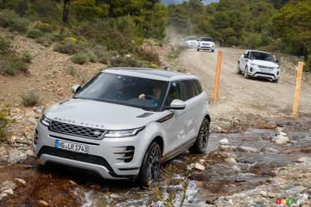 54 Best 2020 Range Rover Evoque Xl Performance And New Engine