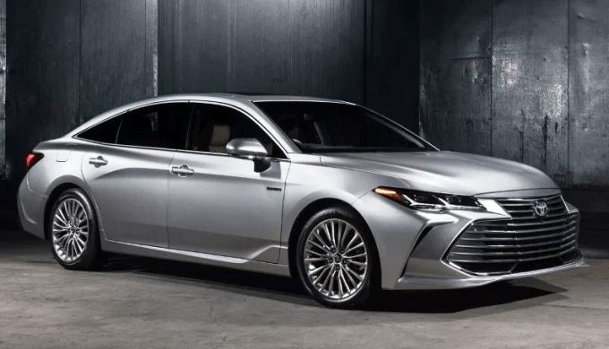 54 Best 2020 Toyota Avalon Spesification