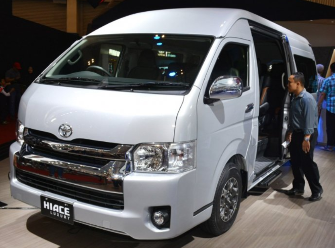 54 Best 2020 Toyota Hiace Prices