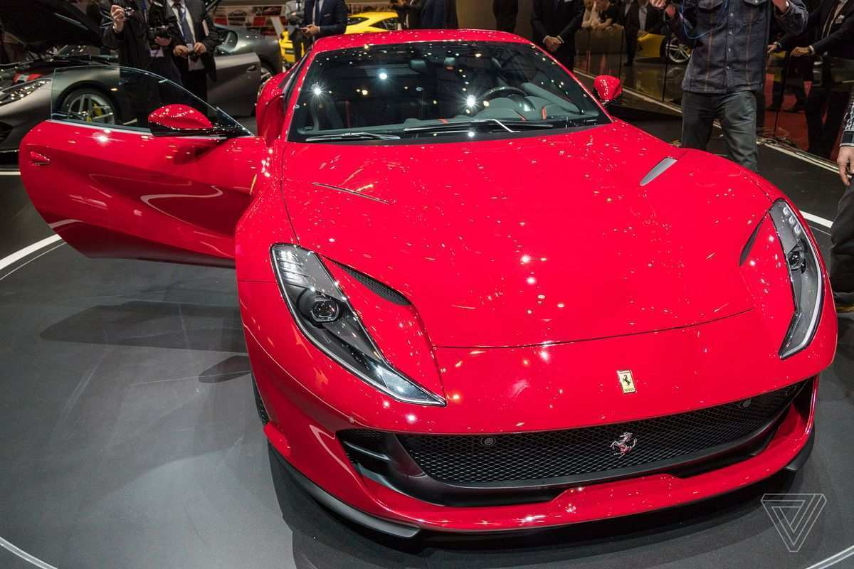 54 Best Ferrari J 2020 Rumors