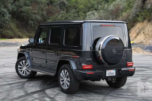 54 Best G550 Mercedes 2019 Redesign And Review