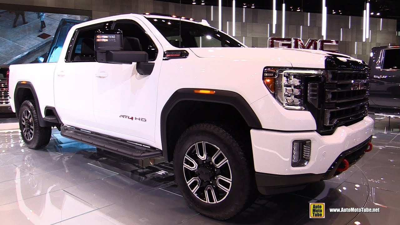 54 Best GMC At4 Diesel 2020 Exterior And Interior