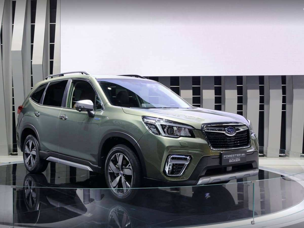 54 Best Next Generation Subaru Forester 2019 Rumors