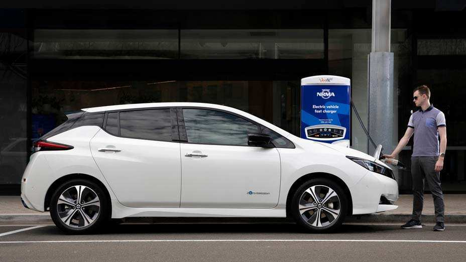 54 Best Nissan Electric 2019 Redesign And Review