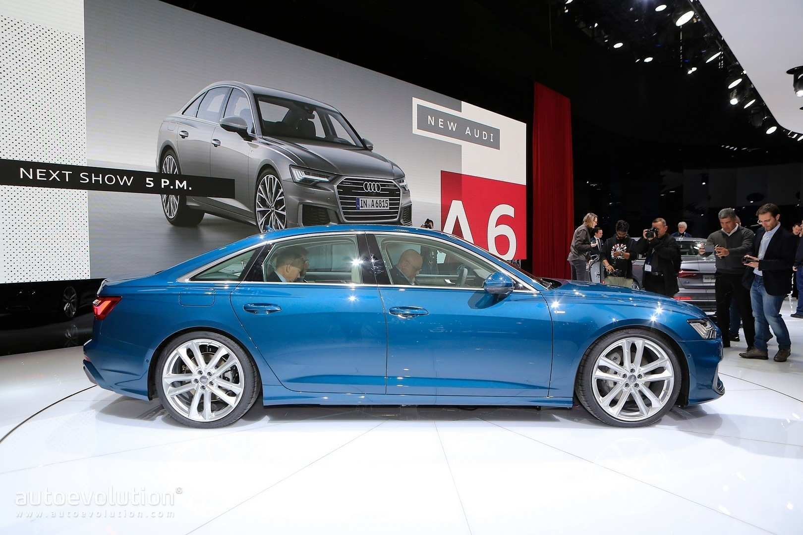 54 New 2019 Audi A7 Colors Review