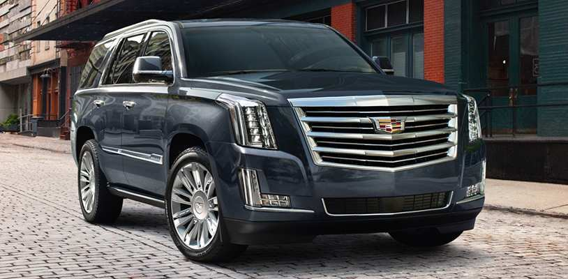54 New 2019 Cadillac Escalade Photos