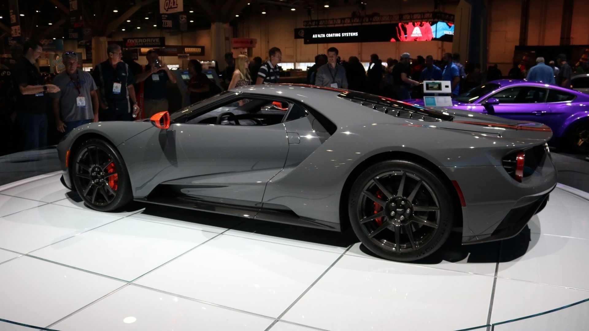 54 New 2019 Ford GT40 Picture