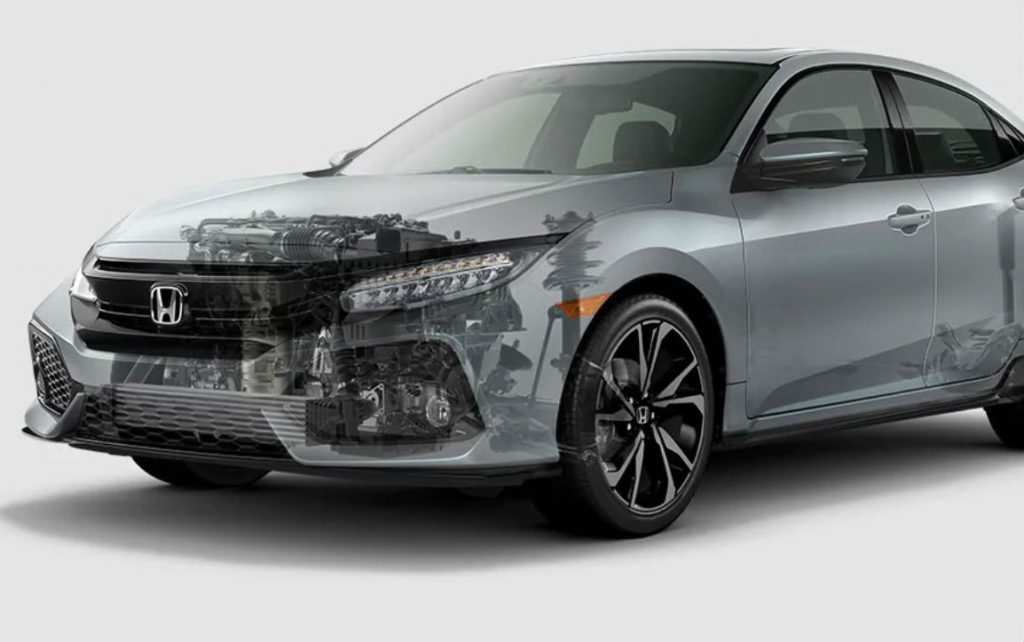 54 New 2019 Honda Civic Concept And Review