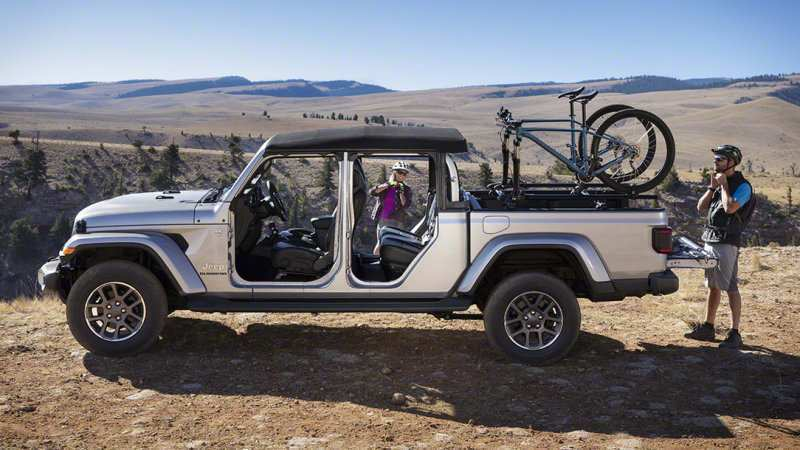 54 New 2019 Jeep Gladiator Redesign And Concept