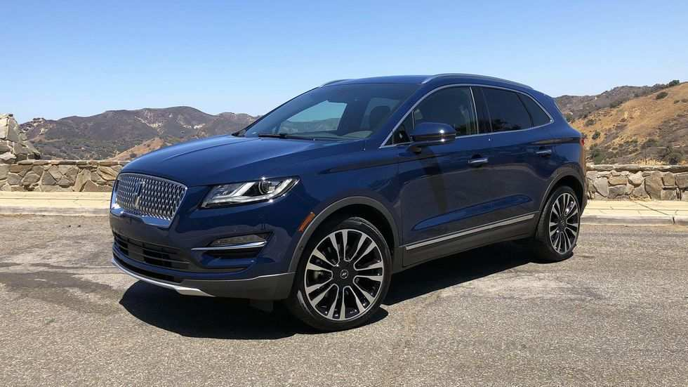 54 New 2019 Lincoln MKC Ratings