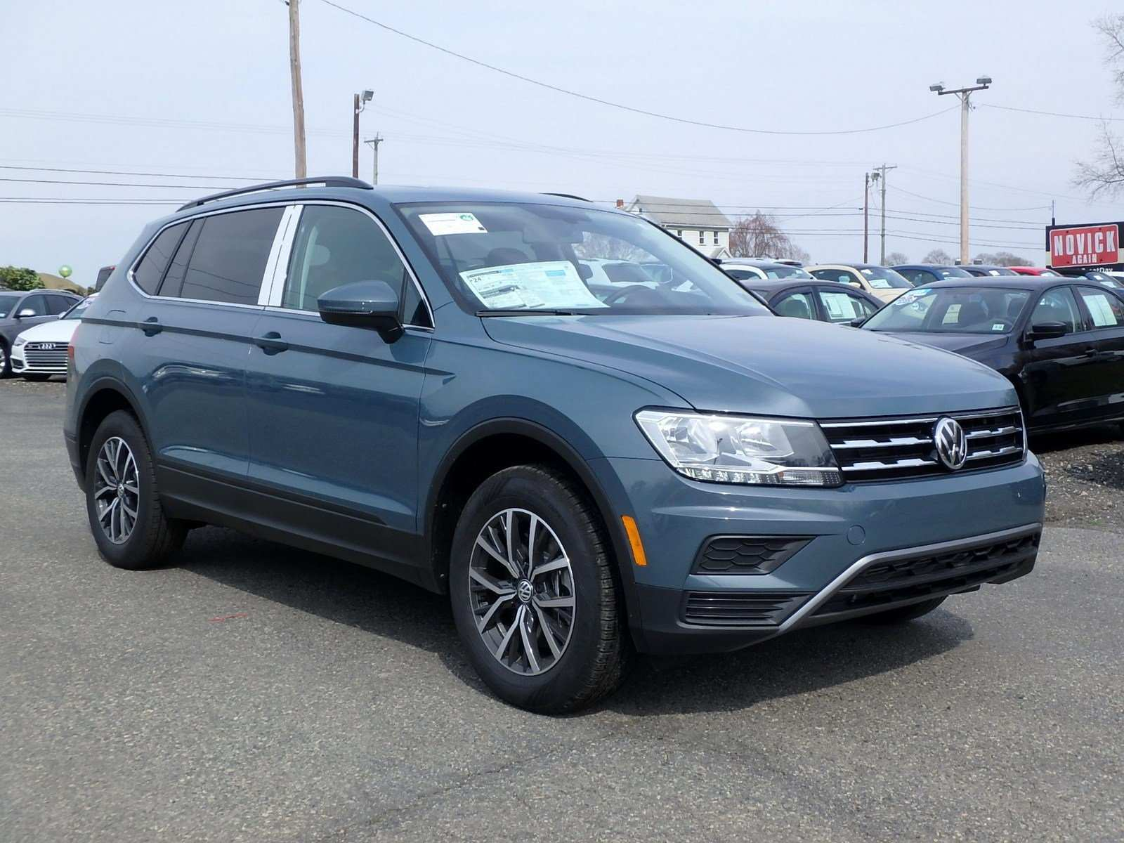 54 New 2019 Volkswagen Tiguan Picture
