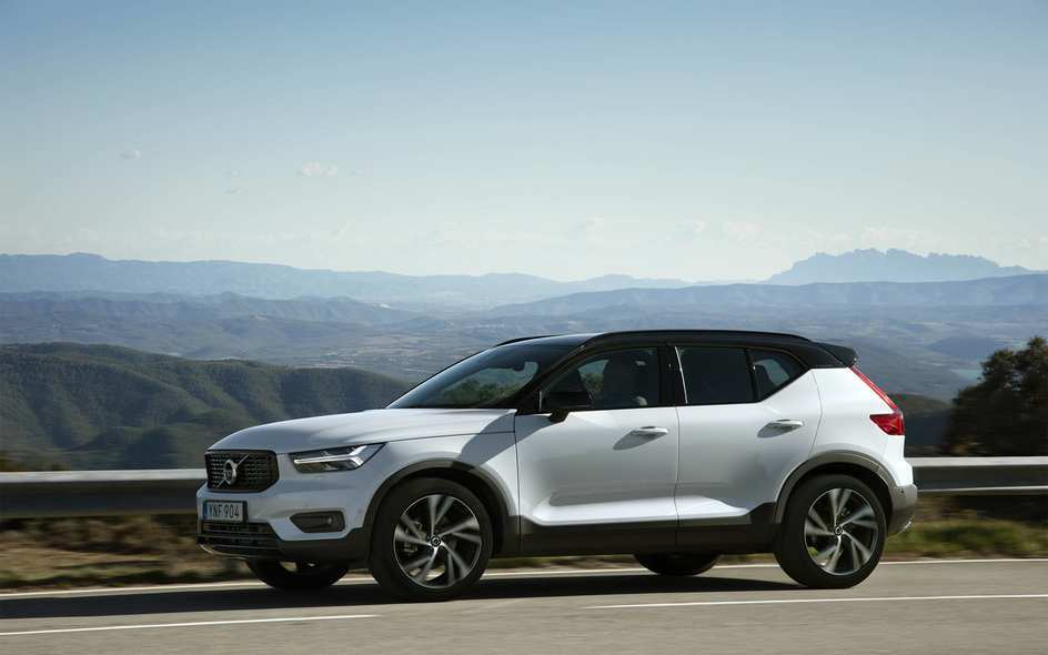 54 New 2019 Volvo Xc40 Owners Manual Release