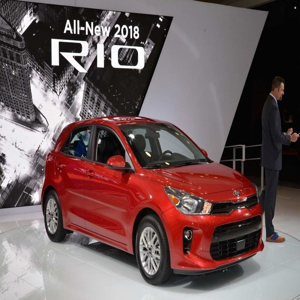 54 New 2020 All Kia Rio Price