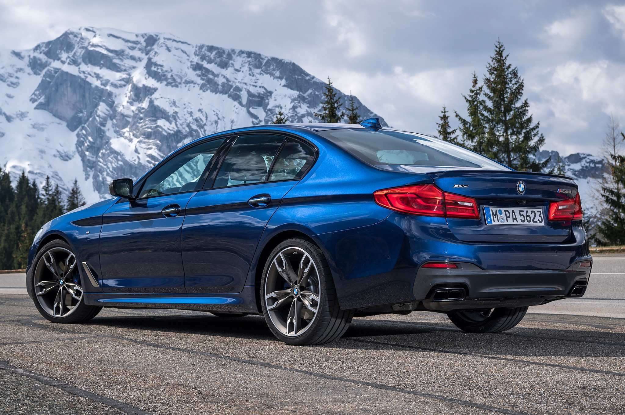54 New 2020 BMW 550I Specs And Review