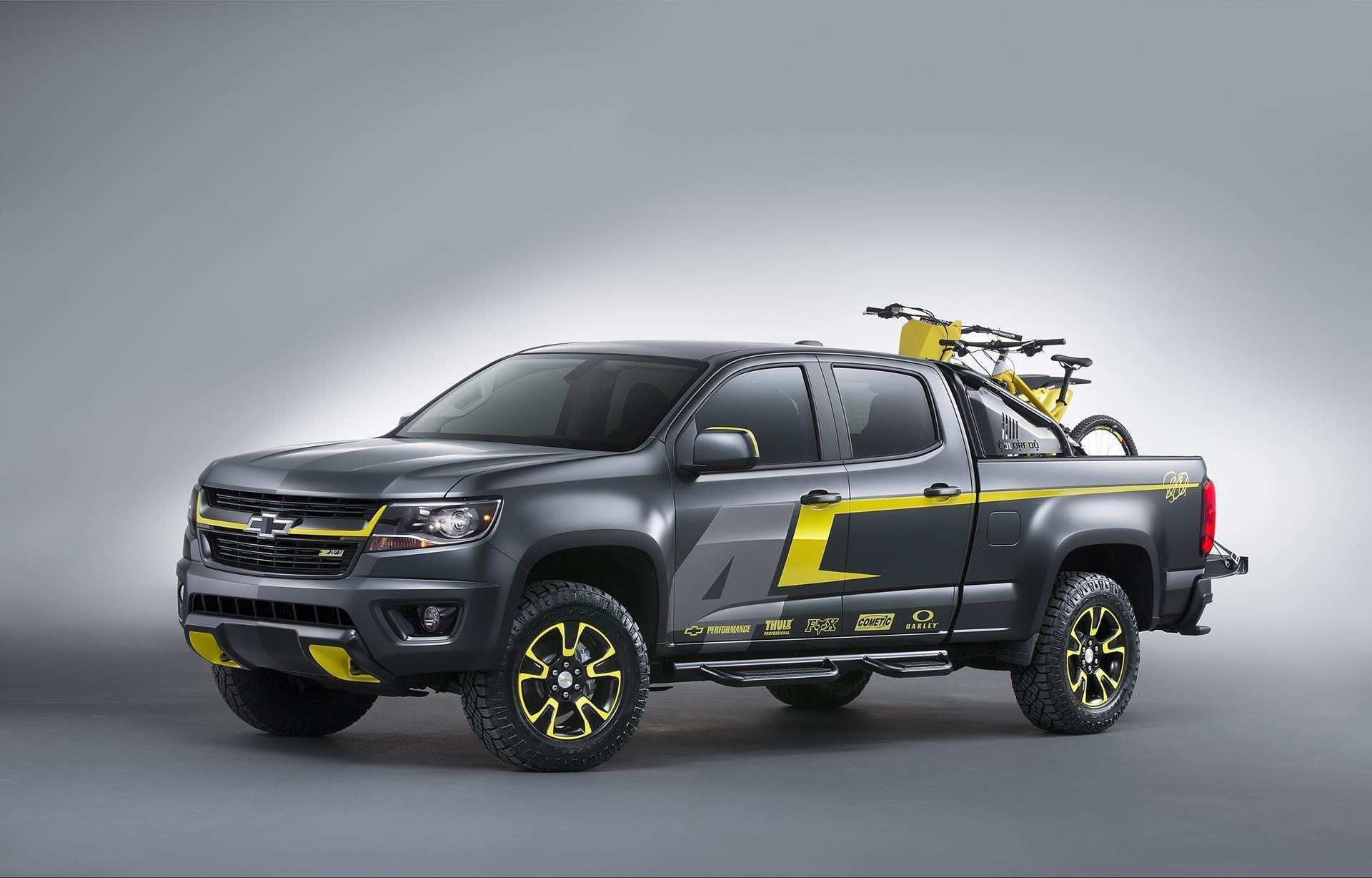 54 New 2020 Chevrolet Colorado Price And Review