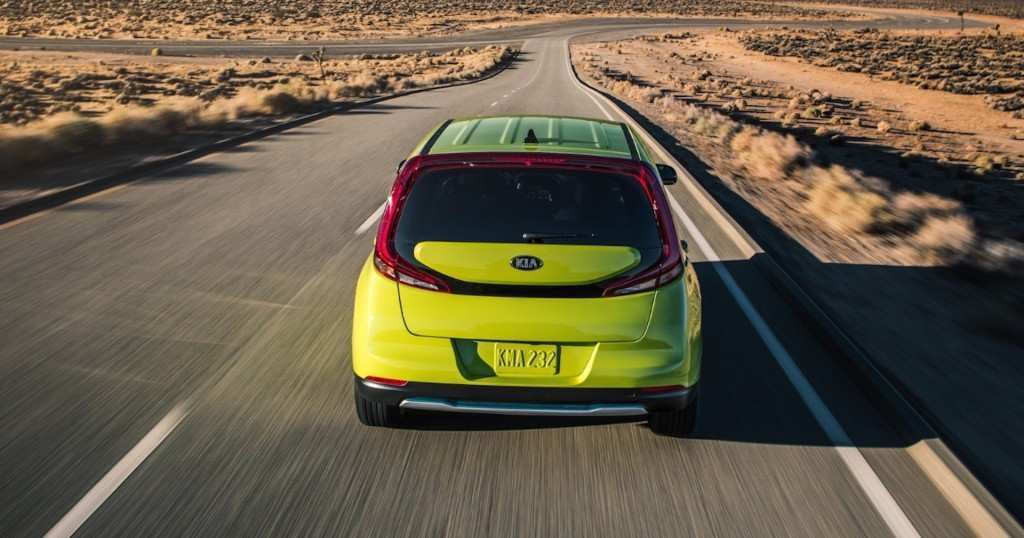 54 New 2020 Chevy Bolt Redesign And Concept
