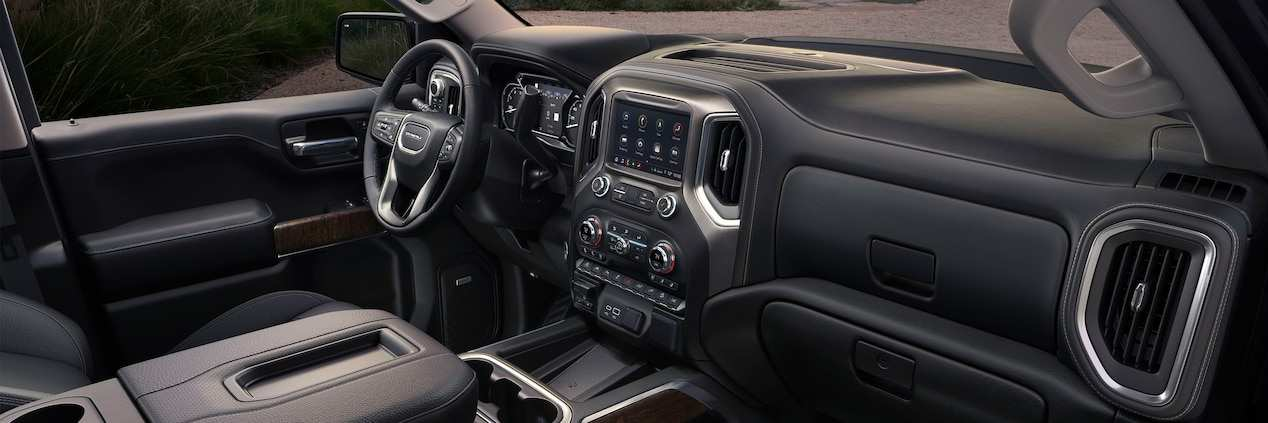 54 New 2020 GMC Sierra Interior