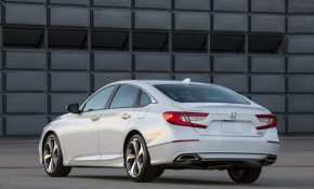 54 New 2020 Honda Accord Coupe Sedan Configurations
