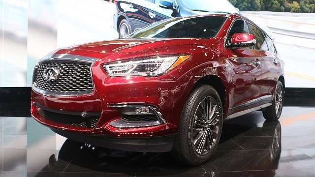 54 New 2020 Infiniti Qx60 Redesign Price