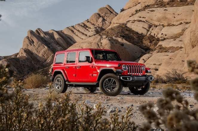 54 New 2020 Jeep Wrangler Unlimited Configurations