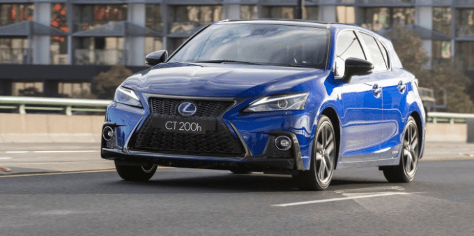 54 New 2020 Lexus CT 200h Concept And Review