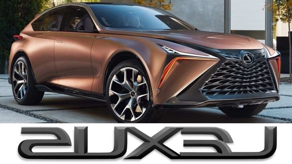 54 New 2020 Lexus Rx 350 Release Date Redesign And Concept