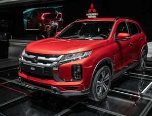 54 New 2020 Mitsubishi Asx Review And Release Date