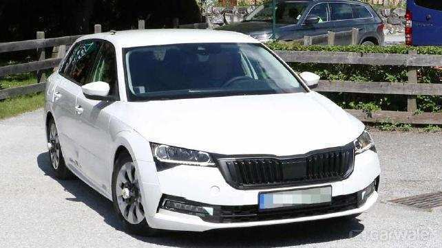 54 New 2020 New Skoda Superb Price